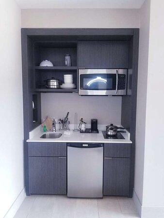 Guest Room Kitchenette