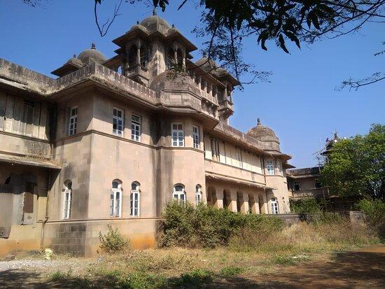 the Jai Vilas palace
