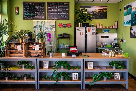 ROAD TO ALOHA - Hawaiianisches Café am Rande der Celler Altstadt