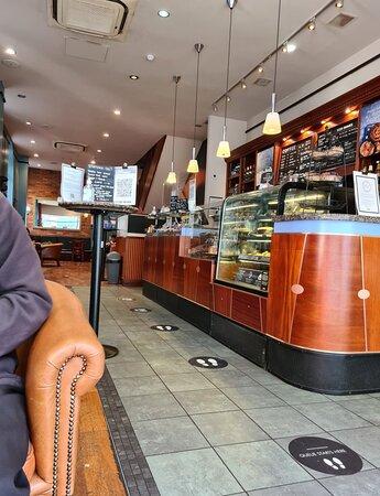 Costa Coffee, Bold Street.