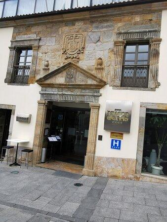 Tineo, Španělsko: Entrada