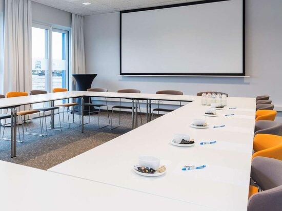 Jabbeke, Belgia: Meeting room