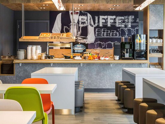 Jabbeke, Belgia: Restaurant