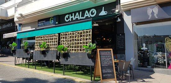Te esperamos en Chalao