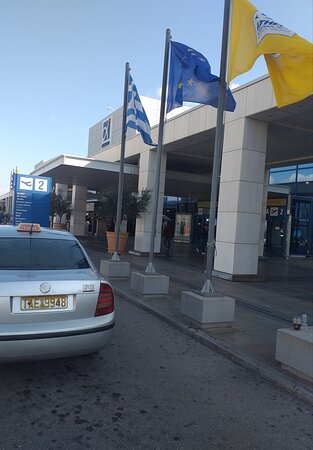Reliable Transfer Services-Athens International Airport