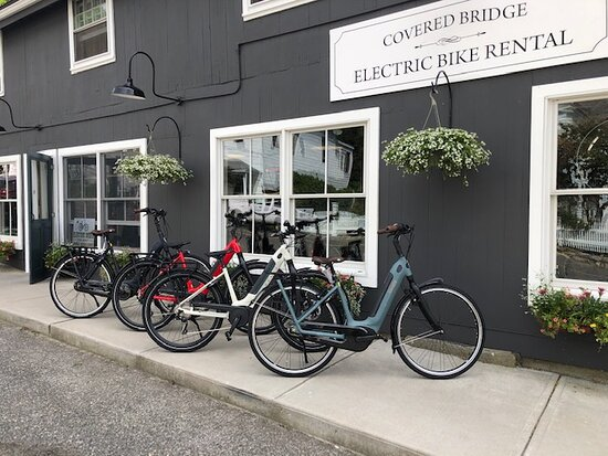 Covered Bridge Electric Bike