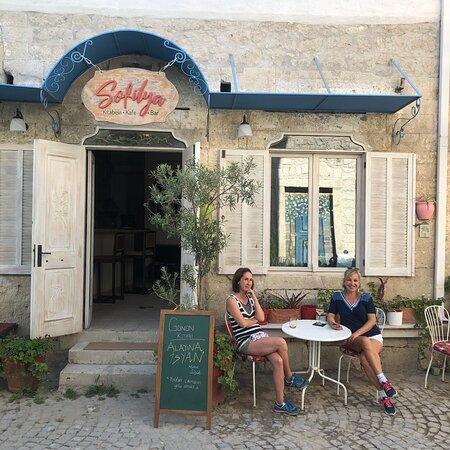 Sofilya Kitabevi Kafe Bar