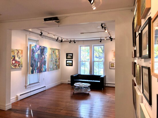 High Falls, État de New York : (Re)Wired Show - A group show featuring Mid-Hudson Valley artists