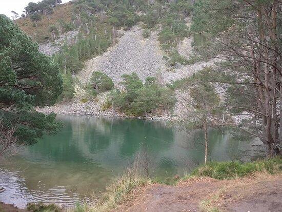 An Lochan Uaine (Green Loch)