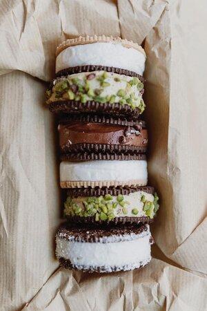 PicoGelato non sa fermarsi, tra la vasta gamma dei nostri prodotti prova i cookies gelato.
