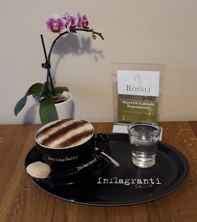 Seedorf, Schweiz: Restaurant Rossli