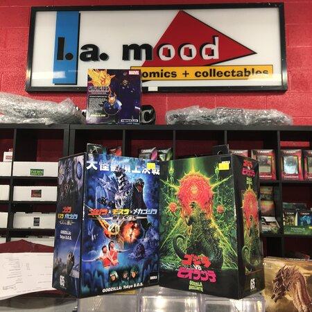 L.A. Mood Comics & Games