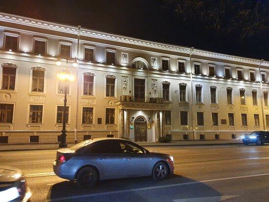Myatlevykh  Apartment Building