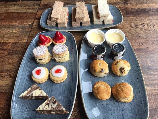 Dulnain Bridge, UK: Cakes