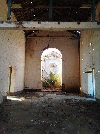 Buenos Aires, PE: Ruinas em Buenos Aires