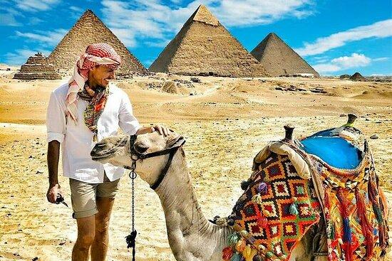 Le Caire: visite guidée d'une journée...