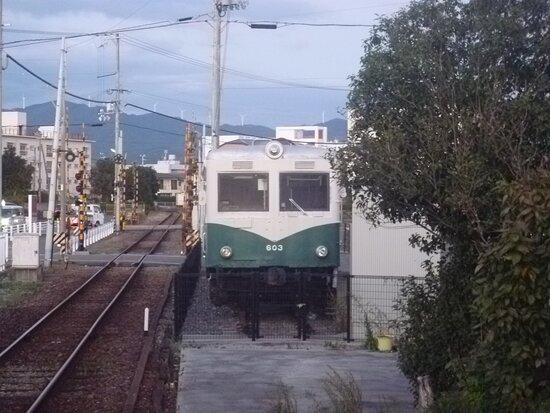Kishutetsudo Kiha 603