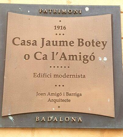 Casa Jaume Botey
