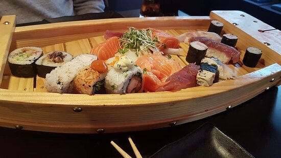 The Best Sushi !!