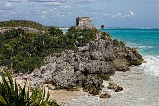 4×1: Tulum, Cobá, Cenote & Playa del...
