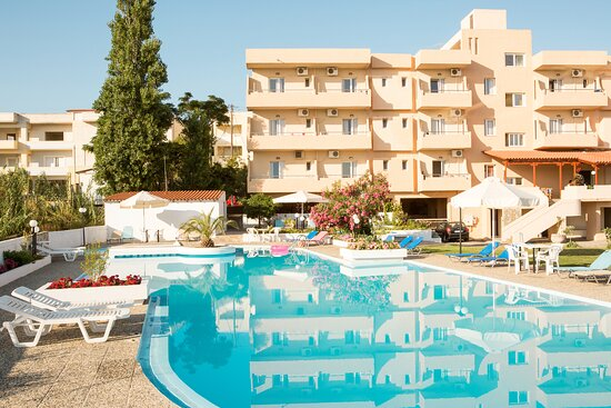 Albatros Hotel Maleme.