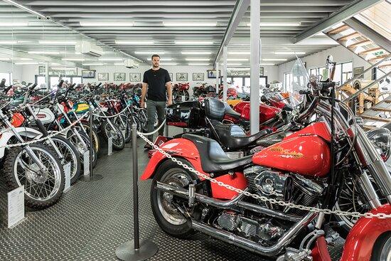 Powerhouse Motorcycle Museum