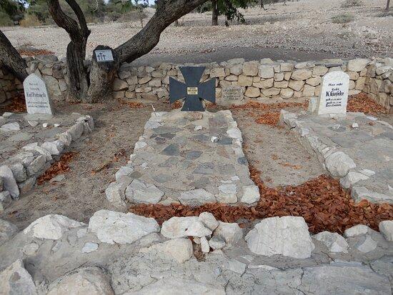Fort Sesfontein Cemetery