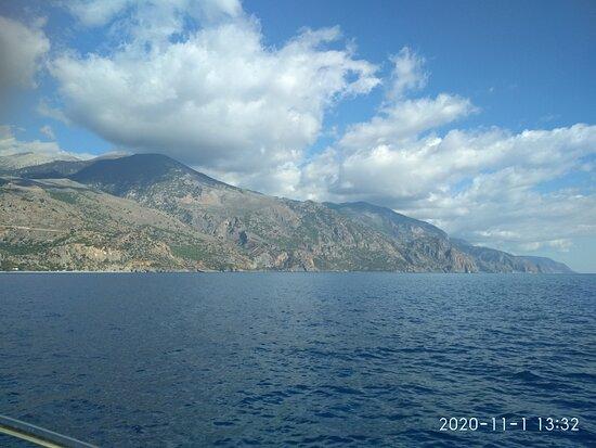 Sougia, Hellas:  Calm.... 💙