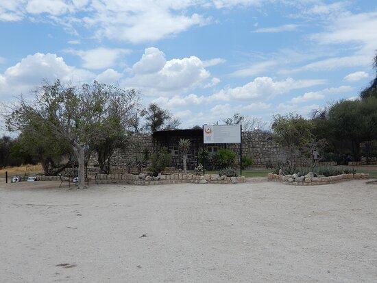 Grootfontein, ناميبيا:  Hoba Meteorite