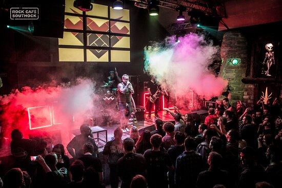 Jablunkov, Czech Republic: Czech band Cocotte Minute