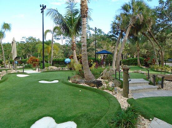 Lighthouse Cove Adventure Golf at Abacoa