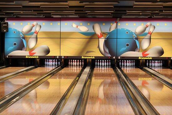 Hyrynsalmi, Finland: Bowling