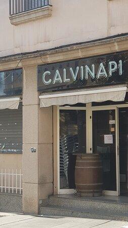 Bar Calvinapi