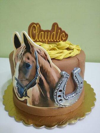 Tarta personalizada y artesanal