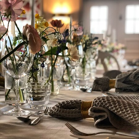 Kinna, Sverige: Restaurang