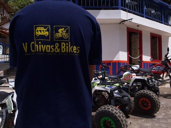 V Chivas & Bikes