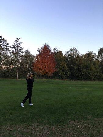 Fubine, Italija: Autumn at Golf Club Margara