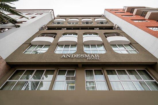 Baño Suite Deluxe. - Εικόνα του Andesmar Hotel & Suites, Λίμα - Tripadvisor