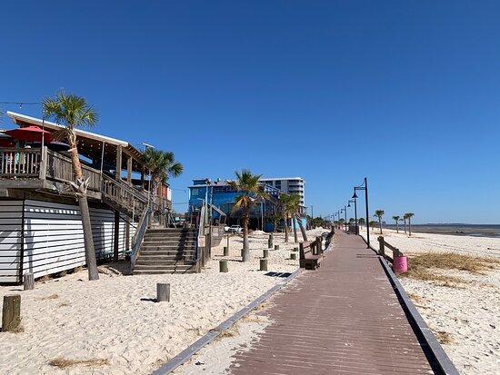 West Biloxi Boardwalk