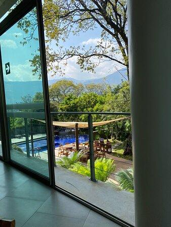 Amatitlan, Guatemala: Excelente atención y servicio. Ya tuve la oportunidad de degustar desayuno, almuerzo y cena, delicioso.