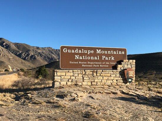 Salt Flat, TX: Guadalupe Mountains National Park