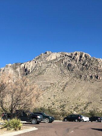 Salt Flat, TX: Guadalupe Mountains National Park Guadalupe Peak