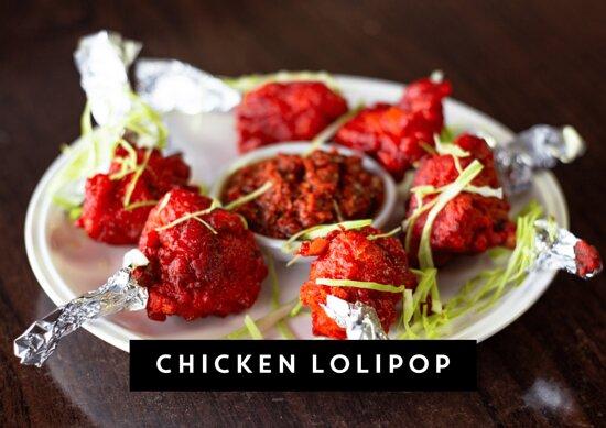 #chickenlolipop