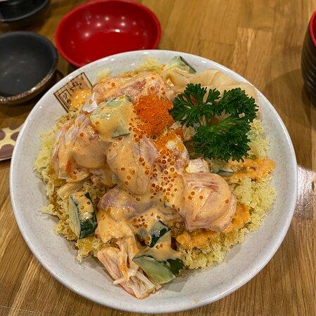 Nice restaurant and nice food