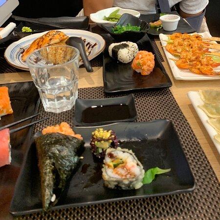 Migliore Sushi AYCE a Roma!