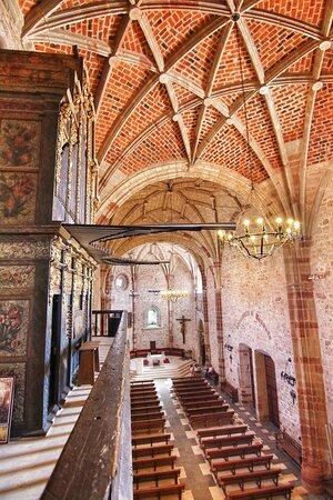Iglesia monumento nacional de Villahermosa, Ciudad Real  Visita guiada con sabersabor.es