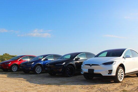Tesla Airport Transfers