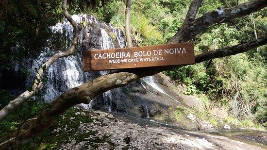 São Francisco de Paula, RS: Cachoeira Bolo de Noiva