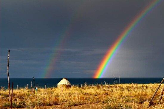 Bokonbayevo, Δημοκρατία της Κιργιζίας: Spectacular view