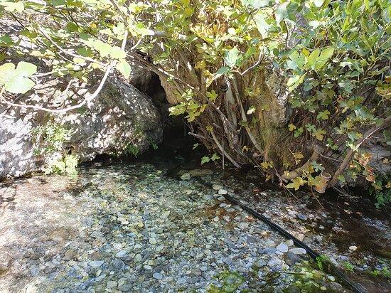 Nacimiento Del Río Bermuza